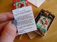 mini mail and vintage postage