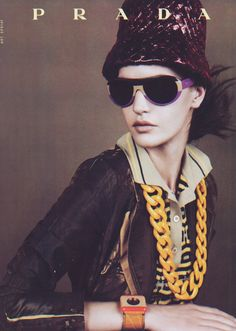 Prada Spring Summer 2005. Find your #Fashion and# photo Inspirations at #MonicaHahn Photograpny