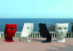 Driade, Nemo Chair by Fabio Novembre available through Studio Guell