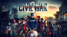 Download  Captain America Civil War 2016 Full Movie download in HD quality without using torrent.