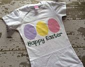 Happy Easter Girly Shirt
