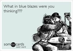 What in blue blazes were you thinking????