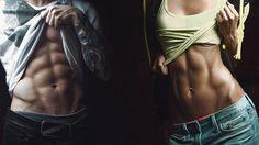 Rutina de ejercicios para abdomen plano y marcado