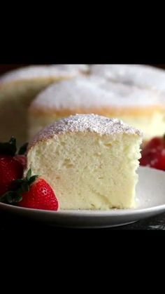 25 Easy Cheesecake To Make at Home - Page 2 of 2 - Best Recipes Ever Round Cake Pans, Round Cakes, Other Recipes, Sweet Recipes, Best Food Ever, Baking And Pastry, Cakes And More, Cheesecake Recipes, Bakery