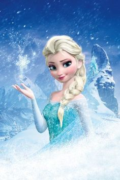 Download Frozen Character Poster: Elsa Wallpaper   CellularNews