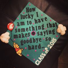 Image result for grad cap quotes