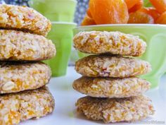 Raw Oatmeal Cookies | No Bake Gluten Free Cookies | Healthy Blender Recipes