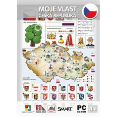 Hrajeme si a učíme se: MOJE VLAST Activities For Kids, Crafts For Kids, Elementary Science, European History, Teaching Spanish, Learning Games, Czech Republic, Royalty Free Images, Kids Playing