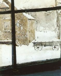 The Mill .. Andrew Wyeth 1964