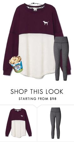 """""""Favorites tag!"""" by ab1525 ❤ liked on Polyvore featuring Victoria's Secret, lululemon and country"""