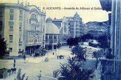 El Acorazado Cinéfilo - Le Cuirassé Cinéphile: Los cines de Alicante en las Tarjetas Postales ilu...