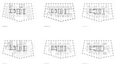 Diener 0778-1-MAA Hotel-and-Residential-Building-Mobimo-Tower Zuerich 778-1-MAA Mobimo PLANS