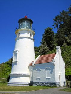 Heceta Head Lighthouse, Oregon - Travel Pinspiration
