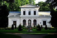 The Beauty Of Exterior Sveksna Manor