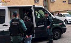 Golpe a los «Navy de Orcasitas», autores de 50 robos a cajas fuertes de bancos