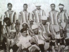 Bom Dia Tricolores! Esse é o time do Fortaleza Esporte Clube - Oficial, que em 1927 aplicou uma goleada por 8x0, contra o Ceará. #EuSouFortaleza