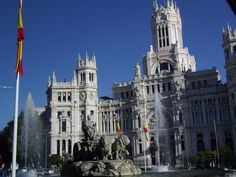 Madrid, Spain. Close To Home, 20 Years Old, Old World, Notre Dame, Madrid, Spain, Around The Worlds, Adventure, Building