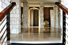 Whether you are a homeowner or a builder our team can turn any vision of custom masonry into reality. Some of our projects include custom stone homes, brick homes, stone fireplaces, and more! Masonry Work, Stairs, Home Decor, Stairway, Decoration Home, Room Decor, Staircases, Home Interior Design, Ladders