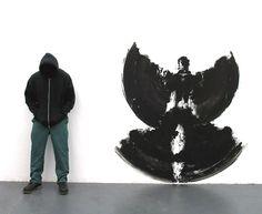 Mark Jenkins // Tape Sculpture #art #contemporaryart