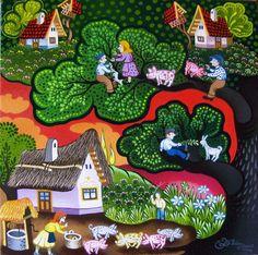 Koday Laszlo painter