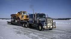 ice truckers | Episode 10 | Ice Road Truckers | Channel 5