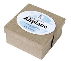 Activity Box for Kids - Airplane Theme