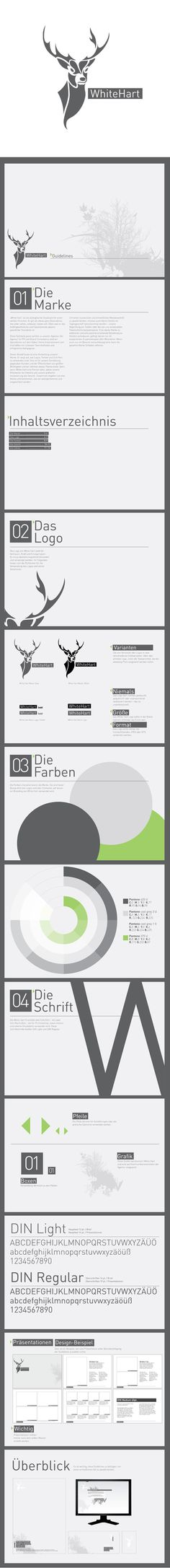 Branding and Guidelines by POPULAR GROUP, via Behance
