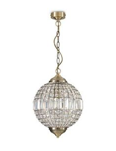 See your home in a better light and add a classic touch to any room with this stylish ceiling pendant.