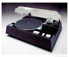 Yamaha PX-2 turntable