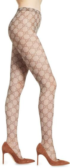 Gucci Supreme Logo Tights #Supreme#Gucci#Tights