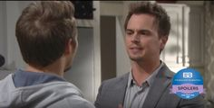"""""""The Bold and the Beautiful (B&B)"""" spoilers tease big action is ahead for Wyatt (Darin Brooks), Liam (Scott Clifton), and Bill Spencer (Don Diamont). Soap Opera Digest reports that Wyatt visits his mother, Quinn Fuller (Rena Sofer) in jail, and she convinces him to help her avoid a hefty pr"""