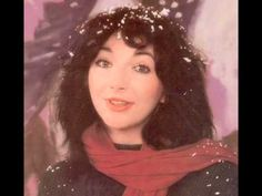 Kate Bush - Snow due for Christmas. Sweet song !! <3