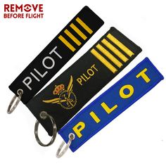 Find More Key Chains Information about Fashion Pilot Keychain for Aviation Gifts Embroidery Keychains Fashionable Remove Before Flight Key Fobs for Cars and Motorcycle,High Quality fashion keychain,China keychain fashion Suppliers, Cheap pilot keychain from REMOVE BEFORE FLIGHT Official Store on Aliexpress.com