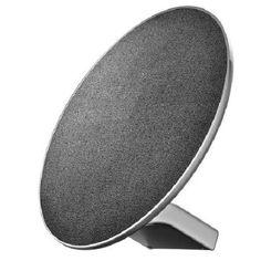 Sharper Image SBT634 Rechargeable Bluetooth Fabric Sphere Speaker