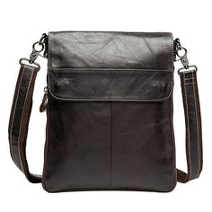 <b>VICUNA POLO</b> Double Main Pocket Men's Messenger Bag With 2 ...