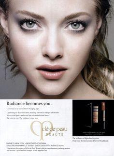 Advertising Lucia Pieroni London Makeup Artists Streeters