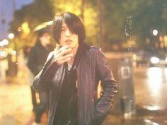 [Champagne]白井眞輝2013/6/23 TOWERRECORD「Me No Do Karate」発売記念パネル展