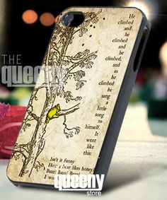 Vintage Winnie the Pooh  iPhone 4/4s/5 Case  by QueenyStore, $15.00