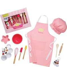Luxury Princess Baking Set - Toys for Girls - Toy Shop | Letterbox