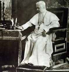 Pope Pius X (1903 - 1914) - Oath against Modernism    http://catholicharboroffaithandmorals.com/Saint%20Pius%20X.html