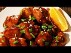 WATCH: How to Cook Orange Chicken Filipino Style | Filipino Foods And Recipes