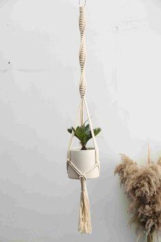 #macrameplanthanger #macramelove #macramemaker #macramesupply #verticalgardening  #smallbusiness #hangingplanter #planthanger #indoorgardening #macramehanger #macramedecor #bohodecor #bohemian #etsy #etsyfinds #crochetplanter #minimalist #simplemacrame #houseplants #largemacrame #modernmacrame  #plantlover #spiralmacrame Macrame Hanging Planter, Macrame Plant Holder, Hanging Planters, Macrame Design, Macrame Art, Macrame Projects, Micro Macrame, Pot Hanger, Macrame Patterns