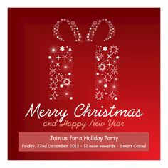 43 Free Christmas Flyer Templates For DIY Printables