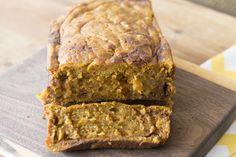 Make and share this Super Easy Pumpkin Bread recipe from Food.com.
