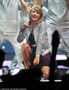 Taylor Swift 1989 tour, Manchester