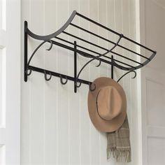 Wendle Coat and Hat Rack   Home Furnishings   Hallway   Jim Lawrence