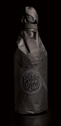 the bold & brave by Bold-inc creative , via Behance