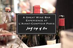A Great Wine Bar Experience at L'Avant-Comptoir Paris - Jing Cup of Tea Best Restaurants In Paris, Late Night Dinner, Paris Food, French Wine, Bar, Paris Travel, Food Inspiration, Parisian, Wines