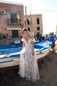 World Exclusive MUSE by Berta wedding dress collection