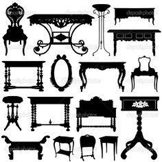 dep_8115176-Antique-furniture.jpg (950×950)